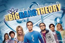The Big Bang Theory 1-6 Complete Box Set