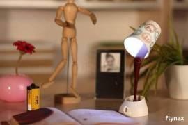 Creative USB Pour Coffee Lamp LED