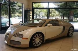 2008 Bugatti Veyron 16.4 4