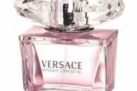 Versace Bright Crystal Perfume for Women edt 3.0oz