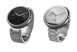 Motorola Moto 360 46MM Touch Android Smart Watch