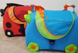 Trunki luggage and saddle