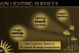 NEXTARTS Audio Visual Lighting Rentals and Service