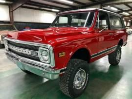 Chevrolet K5 Blazer 4x4